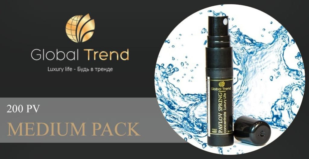  MEDIUM PACK- Global Trend Company
